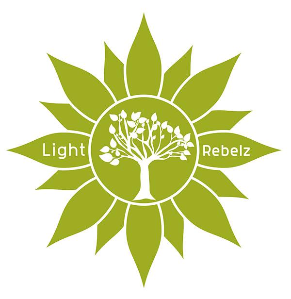 Webseite für den Verein LightRebelz