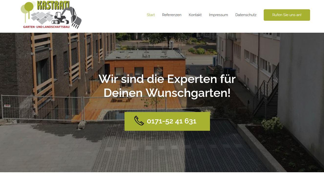 Straßenbau und Galabau Kastrati – Geballte Brüderpower in Schmallenberg